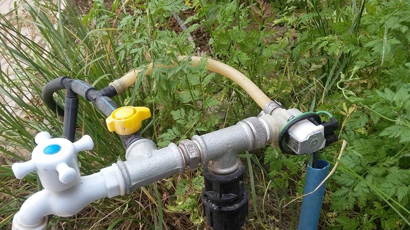 Auto irrigation